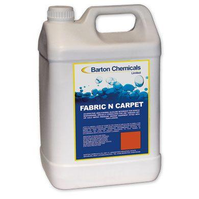 Bartons Fabric N Carpet Cleaner