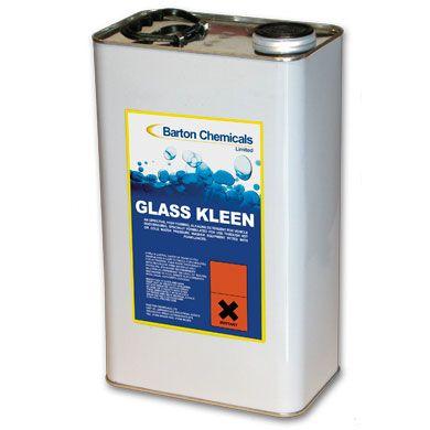Bartons Glass Kleen (5 Litres)