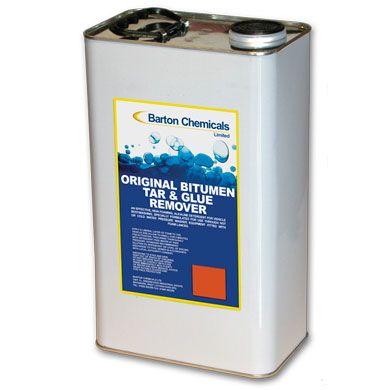 Bartons Original Bitumen Tar & Glue Remover