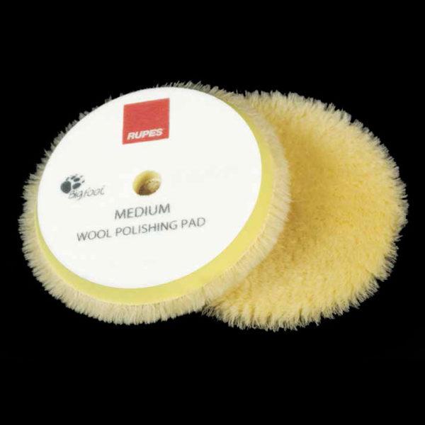 Rupes Yellow Wool Pad